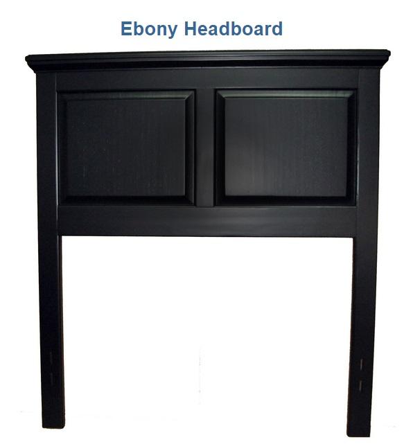 New Ebony Headboard In J Affordable Mattress And
